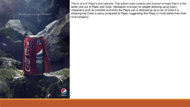 Pepsi Vs Coca Cola Halloween Ad.Irn Bru Work New New New