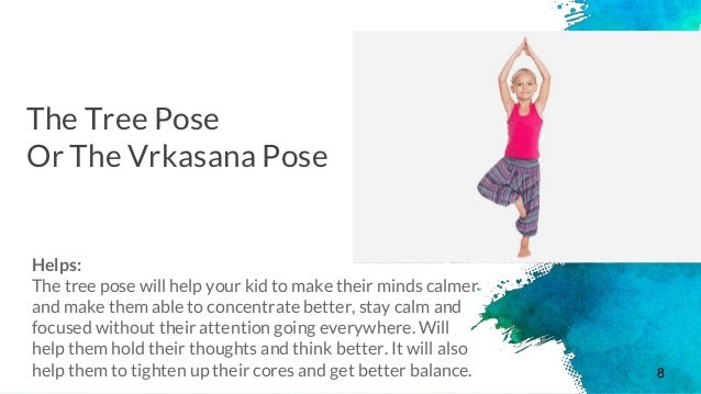 Effective Yoga Poses for Kids