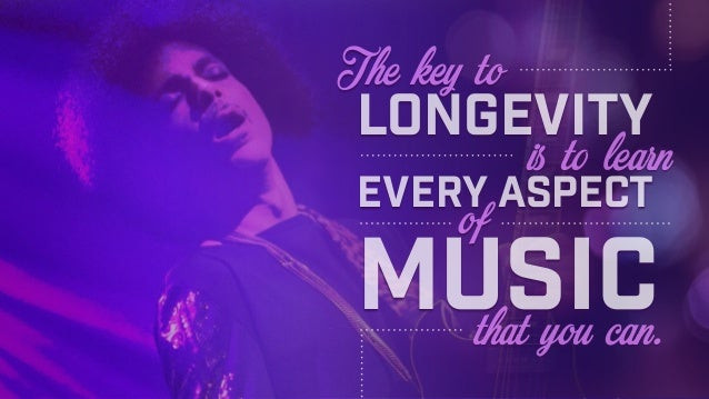 The key to that you can. music ofevery aspect is to learn longevity