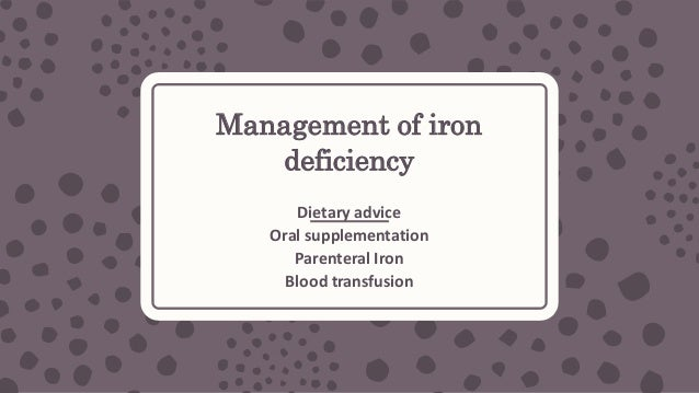 Factors influencing iron absorption Factors that inhibit iron absorption Factors that enhance iron absorption • Foods rich...