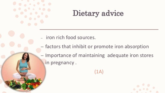 Oral iron supplements – Dietary changes alone are insufficient to correct IDA. – Ferrous iron salts are the preparation of...