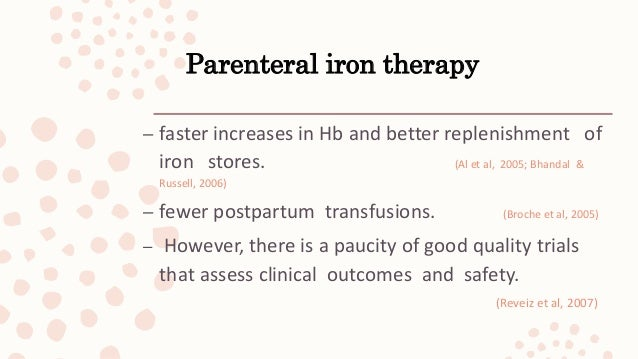 Indications for blood transfusion – Massive obstetric haemorrhage . – Intra- operative cell salvage. (1A)