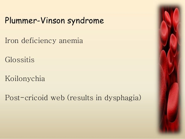 iron deficiency anemia investigations
