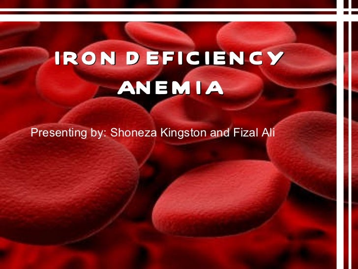 iron deficiency essay Free essay: blood loss that occurs during childbirth is another cause for low iron levels in women when blood is lost, so is iron, if the body doesn't have.