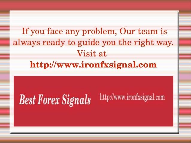 Safe forex signals