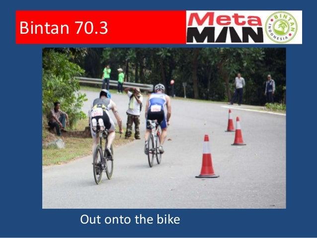 Bintan 70.3Bike leg done