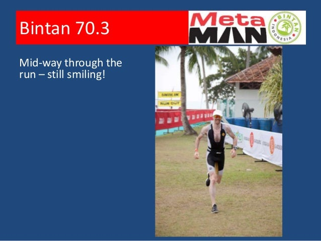 Bintan 70.3Obligatory sprint finish