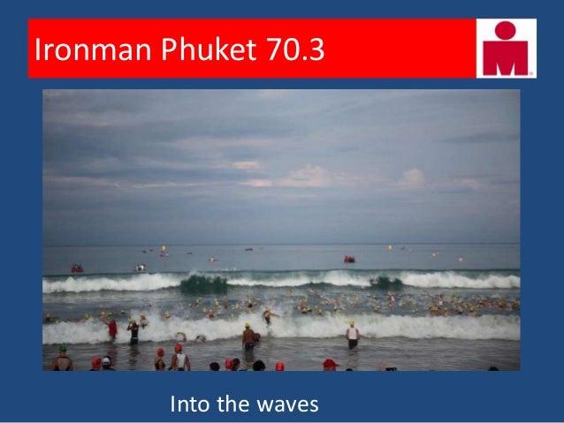 Ironman Phuket 70.3Swim survived