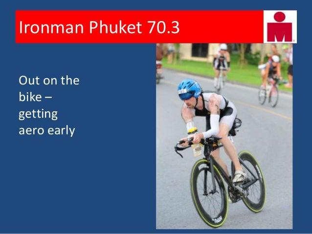 Ironman Phuket 70.3       Out on the bike – before the rain