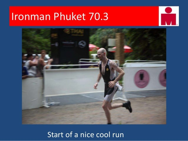 Ironman Phuket 70.3End of arather hotrun – lookingdetermined