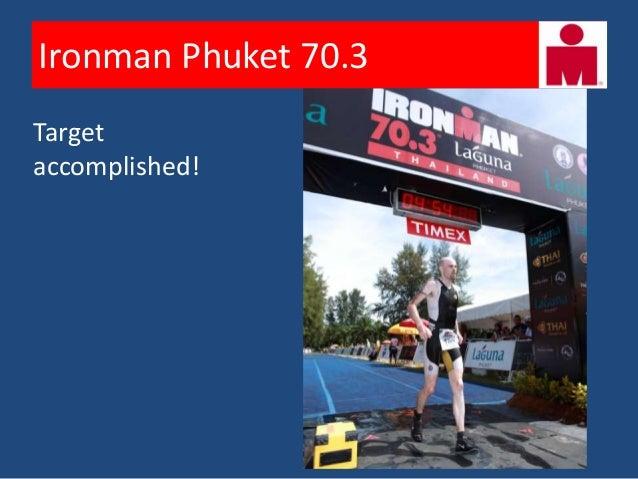 Ironman Phuket 70.3Cooling down