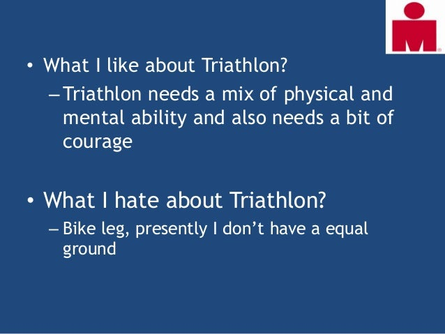 Is Triathlon for me?