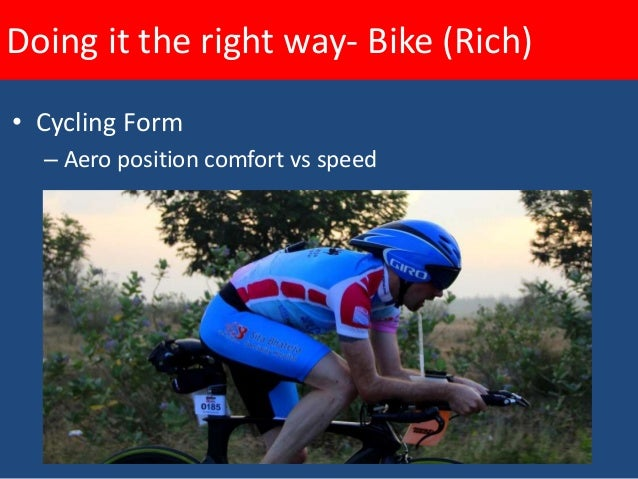 Doing it the right way- Bike (Rich)  Equipment - Speed can be bought or earned