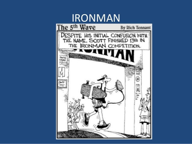 Ironman 15th March