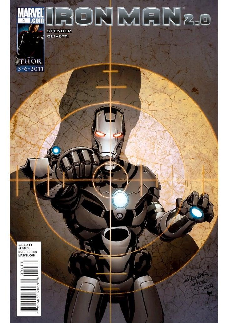 Iron man 2.0 4