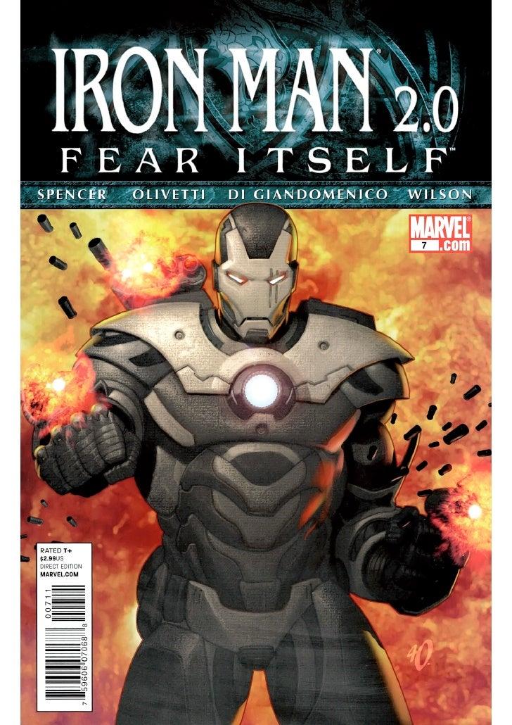 Iron man 2.0 7