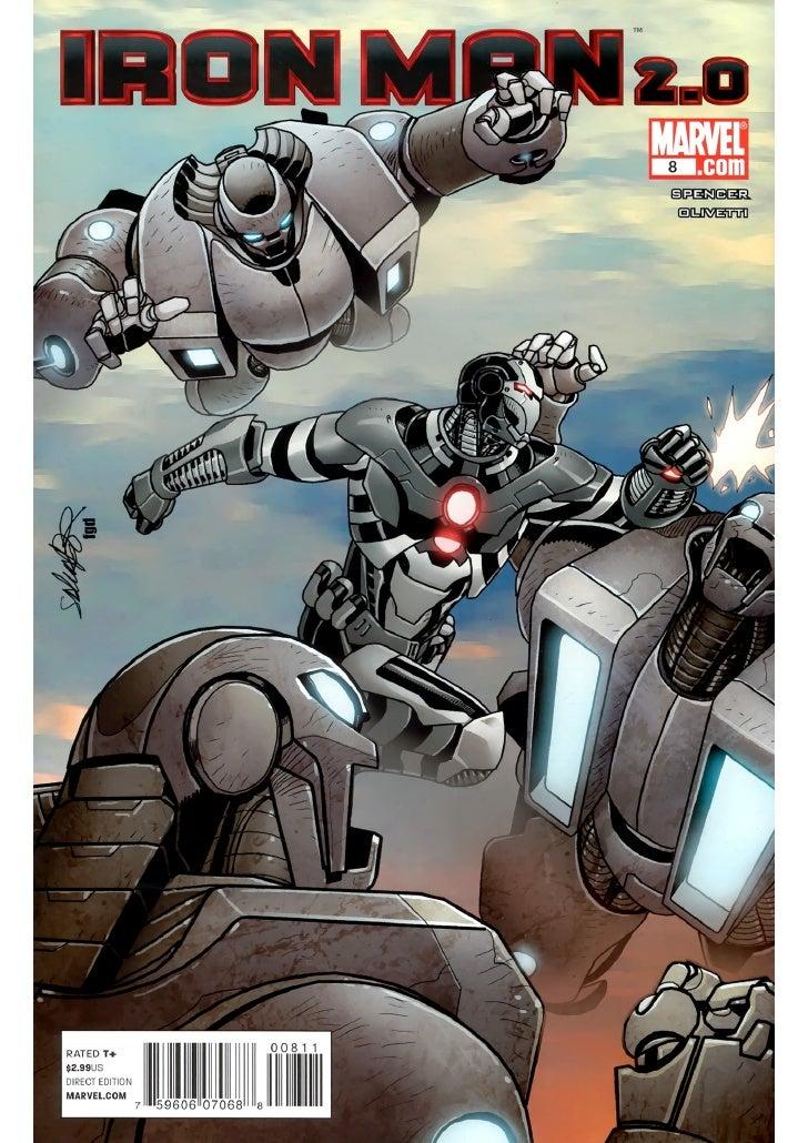 Iron man 2.0 8