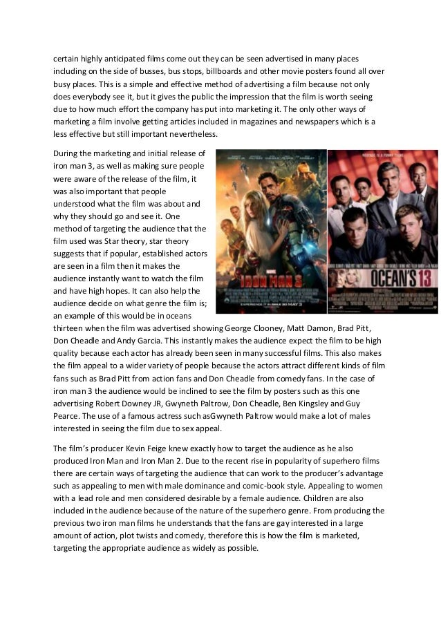 iron essay Tony stark's character growth in iron man in the beginning of iron man, the main protagonist, tony stark, was generally a bad person he was an extreme example of the celebrity stereotype– flashy, arrogant, self-absorbed, and rude.