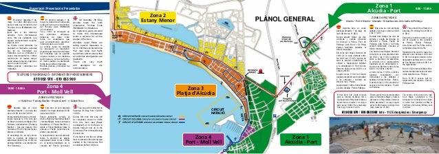 ZONES AFECTADES Alcúdia - Port d'Alcúdia - Alcanada - Urbanitzacions de la badia de Pollença El proper dissabte 7 de maig,...