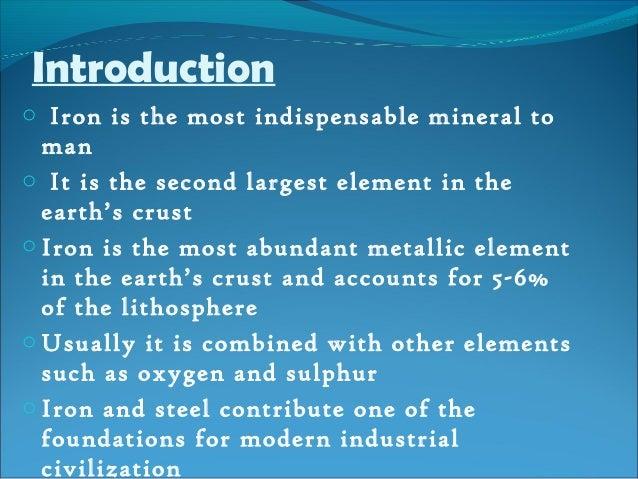 iron ore deposits in india pdf