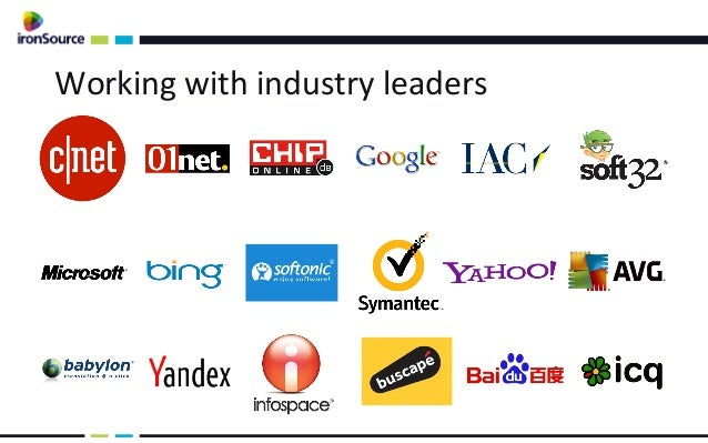 Working with industry leaders
