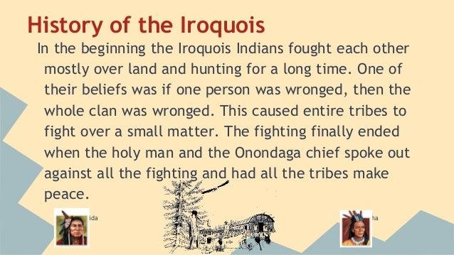 Iroquois tribe2