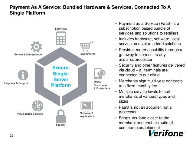 23 Connect Our Platform: Secure Commerce Architecture (SCA) ...