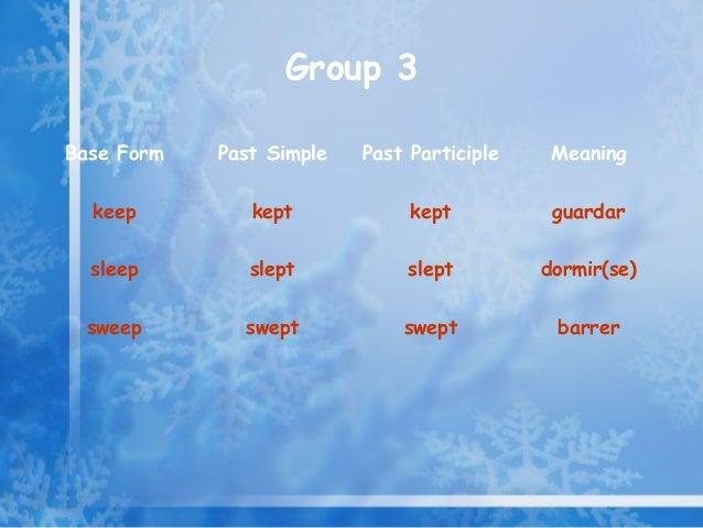 Participle