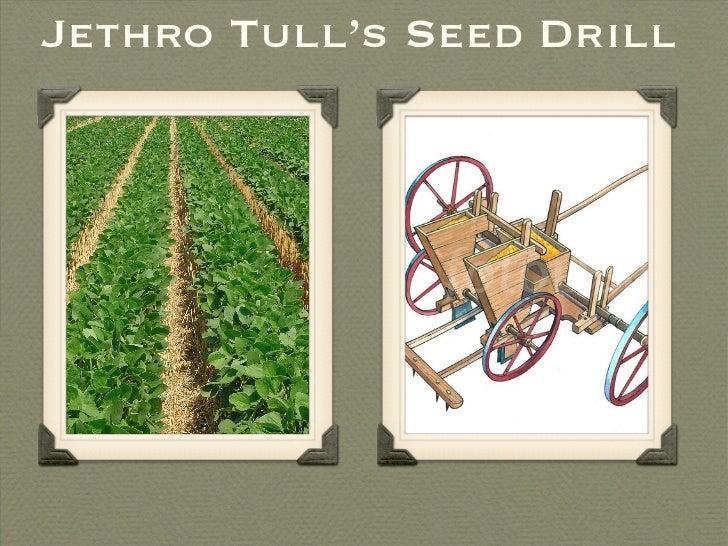 Jethro Tull's Seed Drill