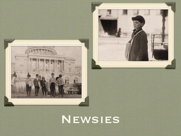 Newsies