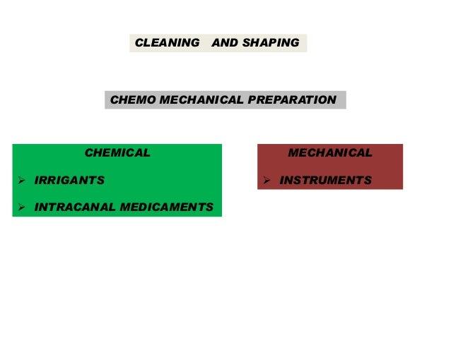 Root canal medicaments
