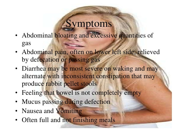 Lower Abdominal Pain After Eating Fatty Food
