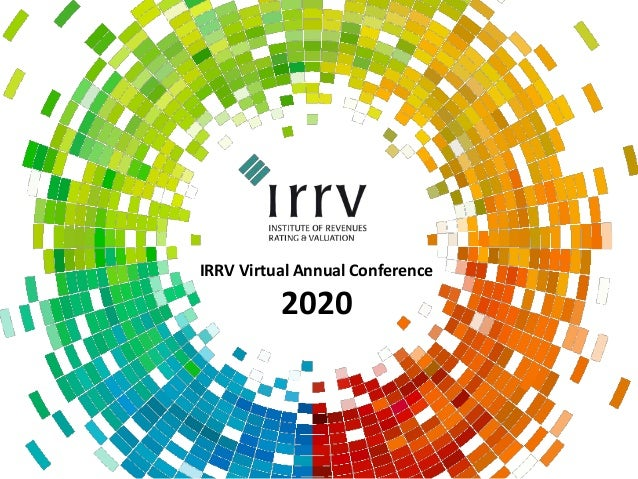 IRRV Virtual Annual Conference 2020