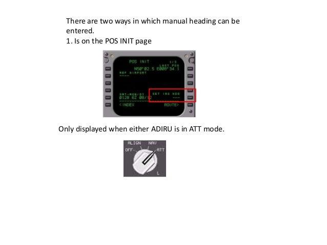 b737ng irs rh slideshare net Honeywell Inertial Reference Unit Boeing 777 Autothrottle System