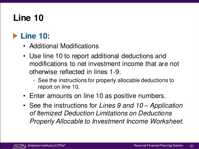 Worksheets Irs Itemized Deductions Worksheet explore the new irs form for net investment income tax 21