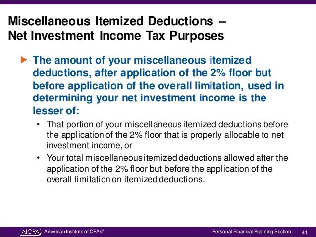 Explore the New IRS Form for Net Investment Income Tax – Irs Itemized Deductions Worksheet