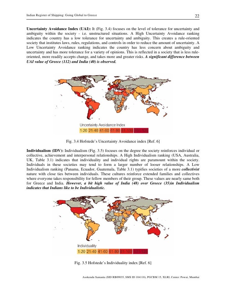 how to reduce power distance index hofstede Brazil and china will be analyzed through the hofstede (2001) dimensions which  measure  pdi (power distance index) - the degree of equality or inequality  between people in a  in order to minimize or reduce this level of uncertainty.