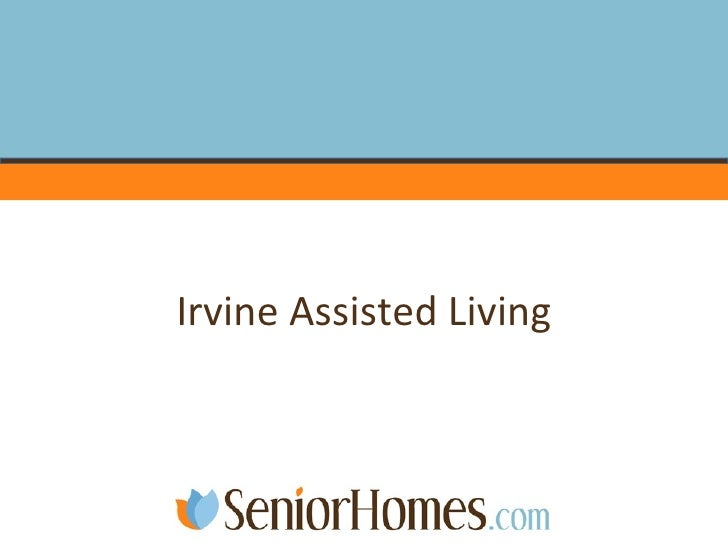 Irvine Assisted Living