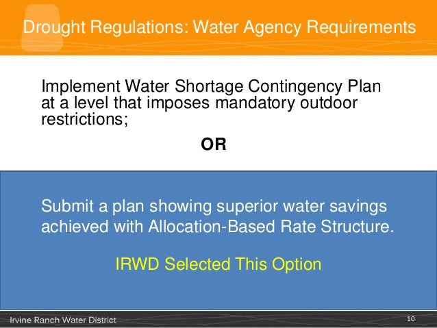 Drought Policy And Water Infrastructure By Fiona