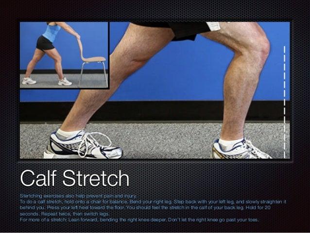 Exercises for Knee Osteoarthritis (from WebMD) Slide 3