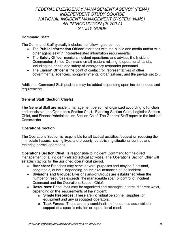 national incident report kleo beachfix co rh kleo beachfix co Pretty Study Guides Examples Study Guide