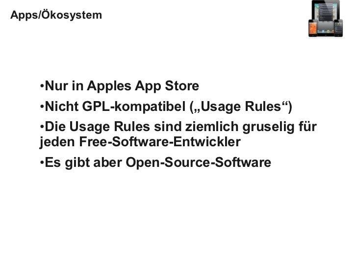 Apps/Ökosystem    Fun fact: Die Lizenzvereinbarung für das    Developer Program verbietet es dir, die    Geo Location API ...