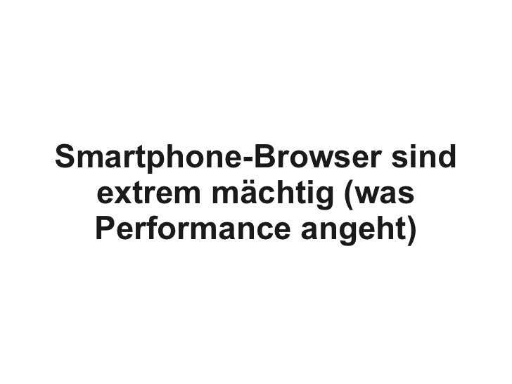 Mozilla ist eine der treibendenKräfte hinter dieser Entwicklung