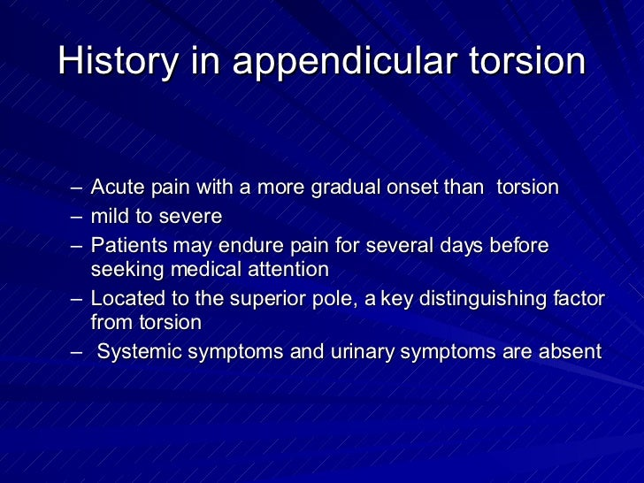 how to fix mild testicular torsion