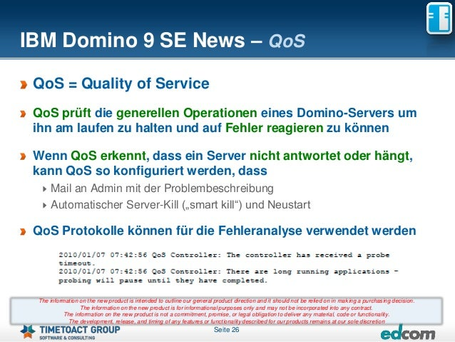 Whats new in IBM Domino Version 9 Social Edition