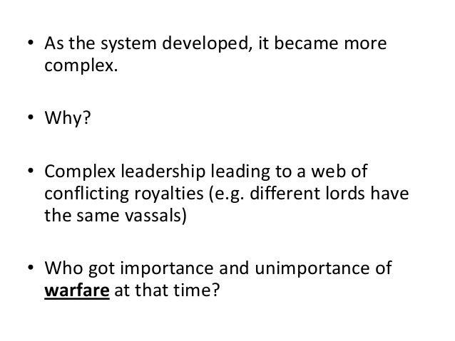 what is the relationship between vassals and serfs