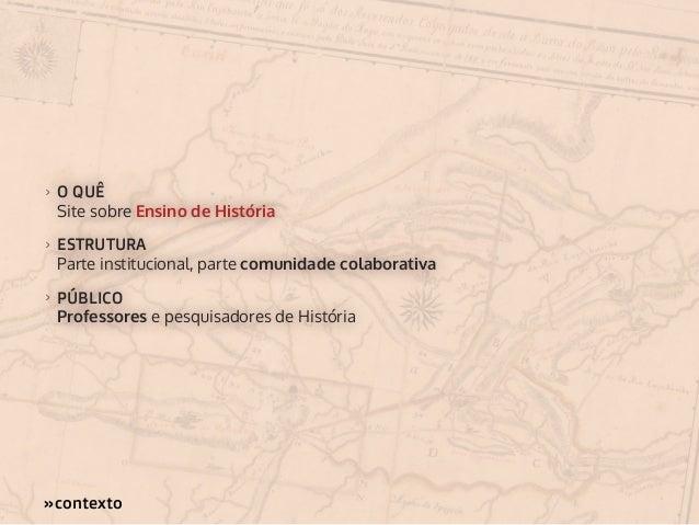 Rede Ensino de História - apresentação de artigo isa13 Slide 2