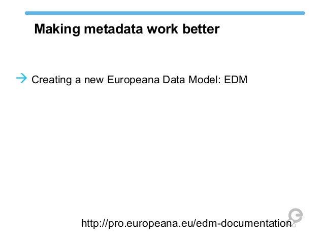 A portrait of Europeana as a Linked Open Data case