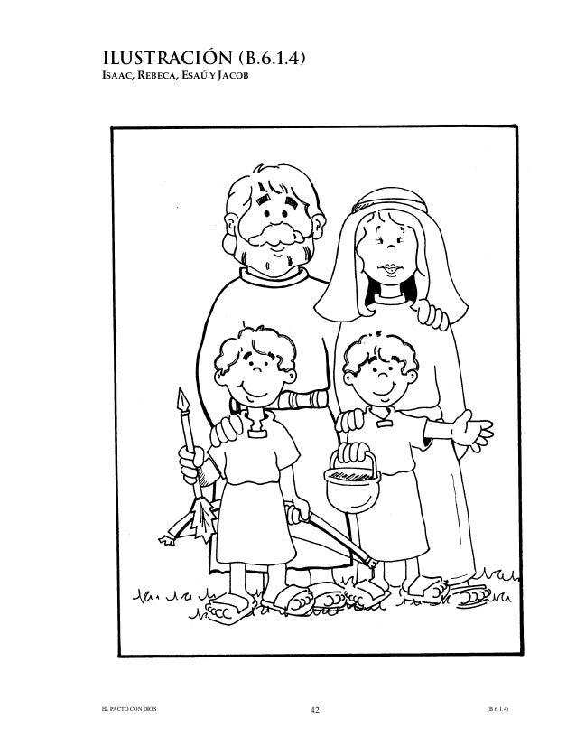 Isaac, jacob y rebeca