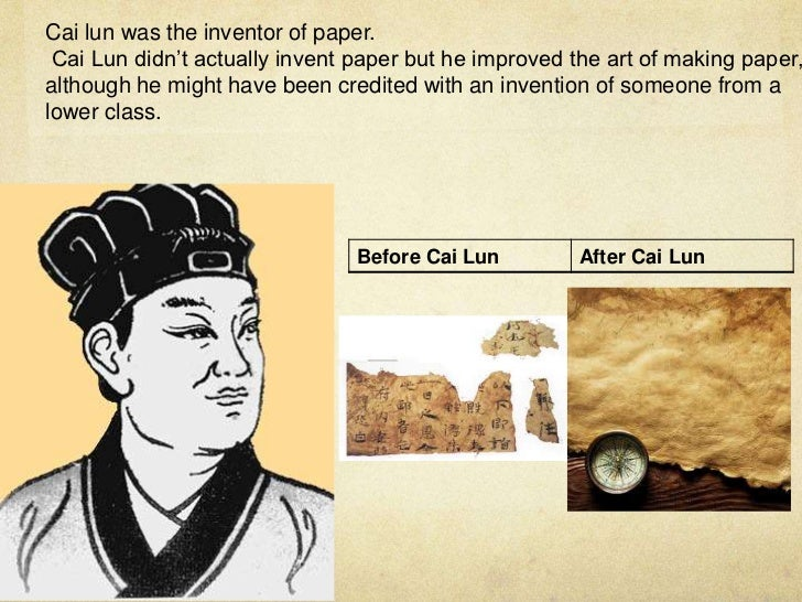 inventor of paper The s'ung dynasty was the first to issue true paper money in 1023, and it did so at first cautiously, issuing small amounts, used in a limited area, and good for a specific ti me period the.